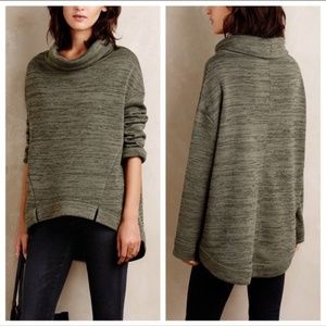 NWT Anthropologie Saturday Sunday Cowl Neck